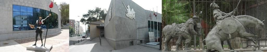 fotos congreso paralelo - museo quijote