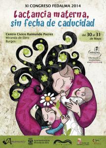 Cartel-XI-Congreso-FEDALMA-2014